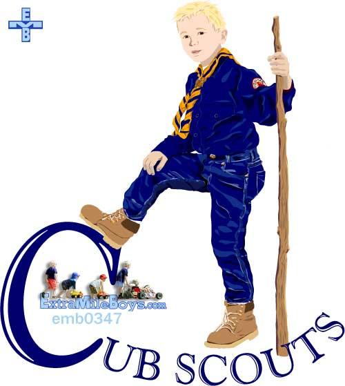 Cub scout clipart boy scouts clip art extra mile boys.
