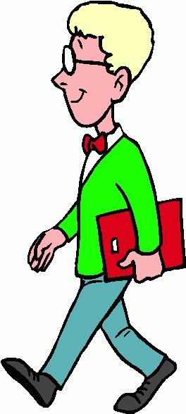 Boy Walking Clipart#2106924.