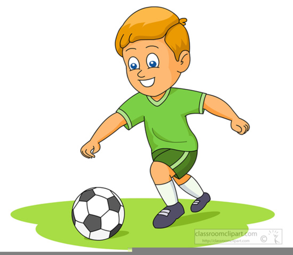 Boys Playing Free Clipart.