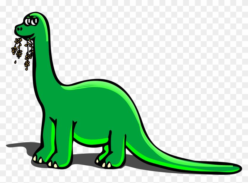 Dinosaurs Clipart Brontosaurus.