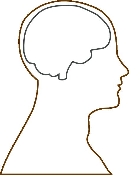 Brain Blank Clip Art at Clker.com.
