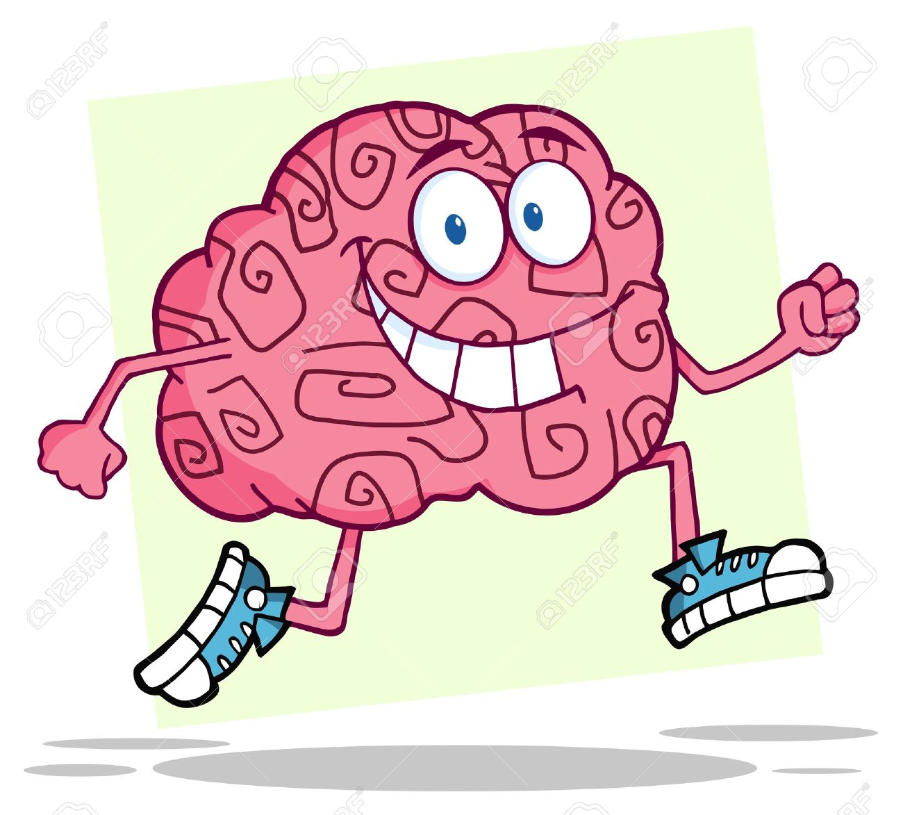 clipart brain power clipground