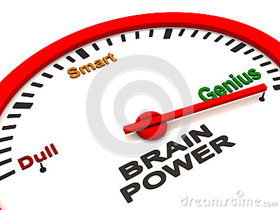 Brain Power Clipart.