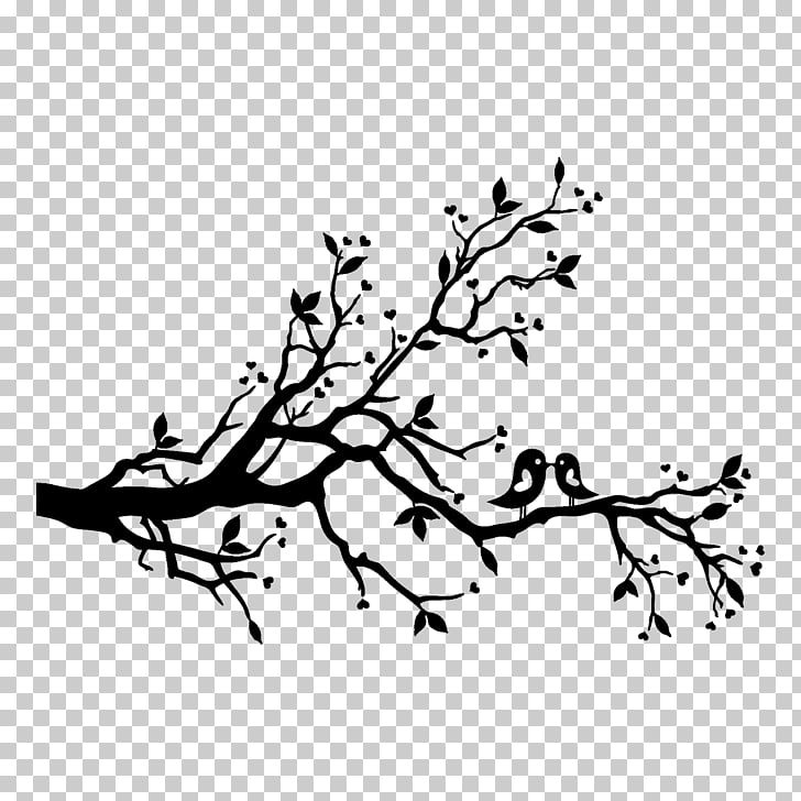 Lovebird Tree Branch , bird branches station PNG clipart.