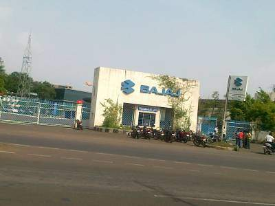 Bajaj Auto Ltd (Registered & Head Office), Akurdi.
