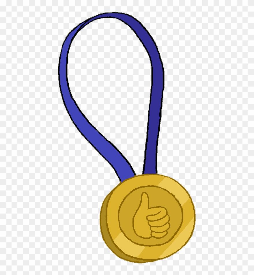 Hero Clipart Bravery Medal.