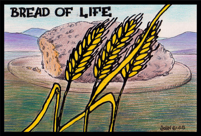 Image: Bread of Life.