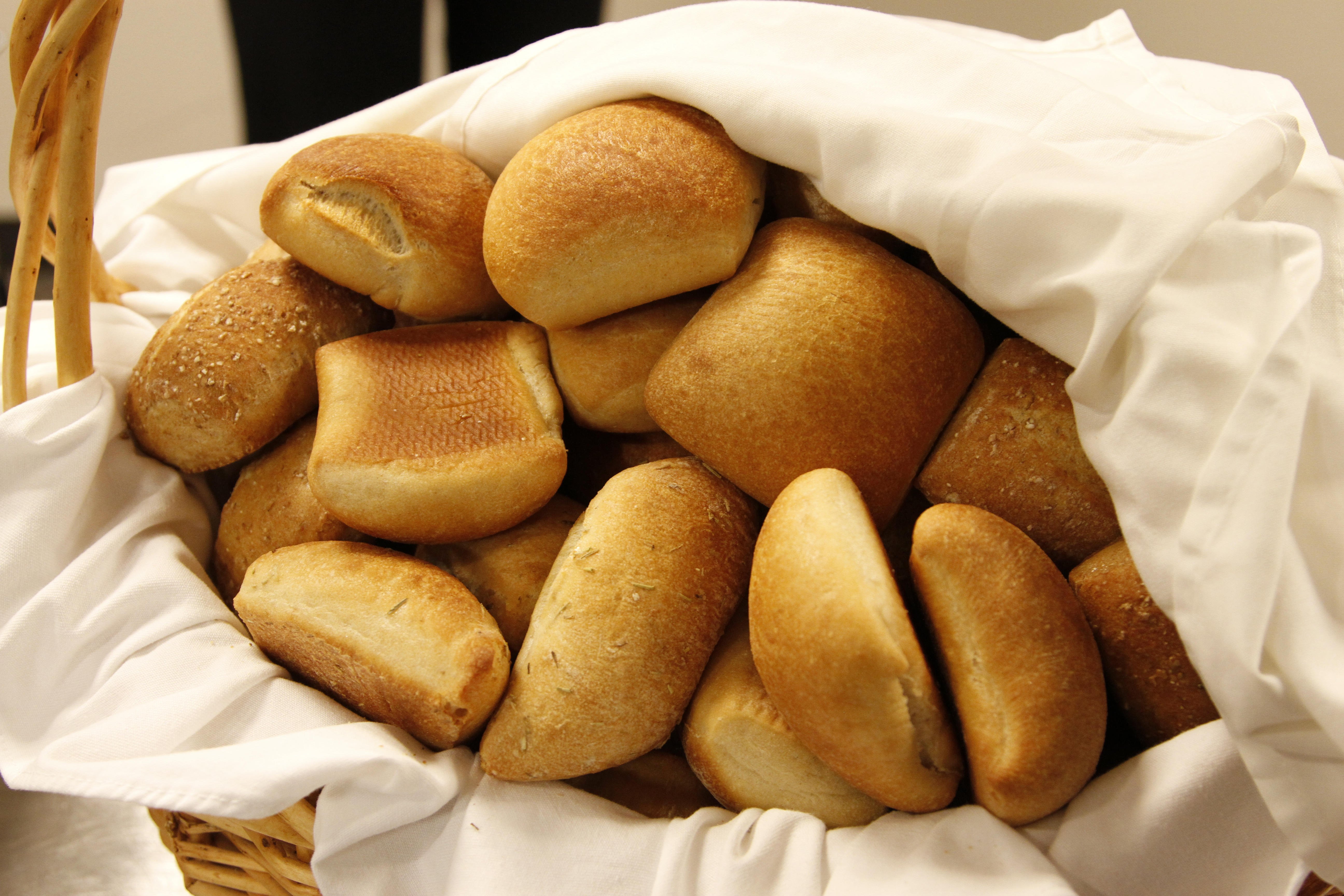 List of bread rolls.