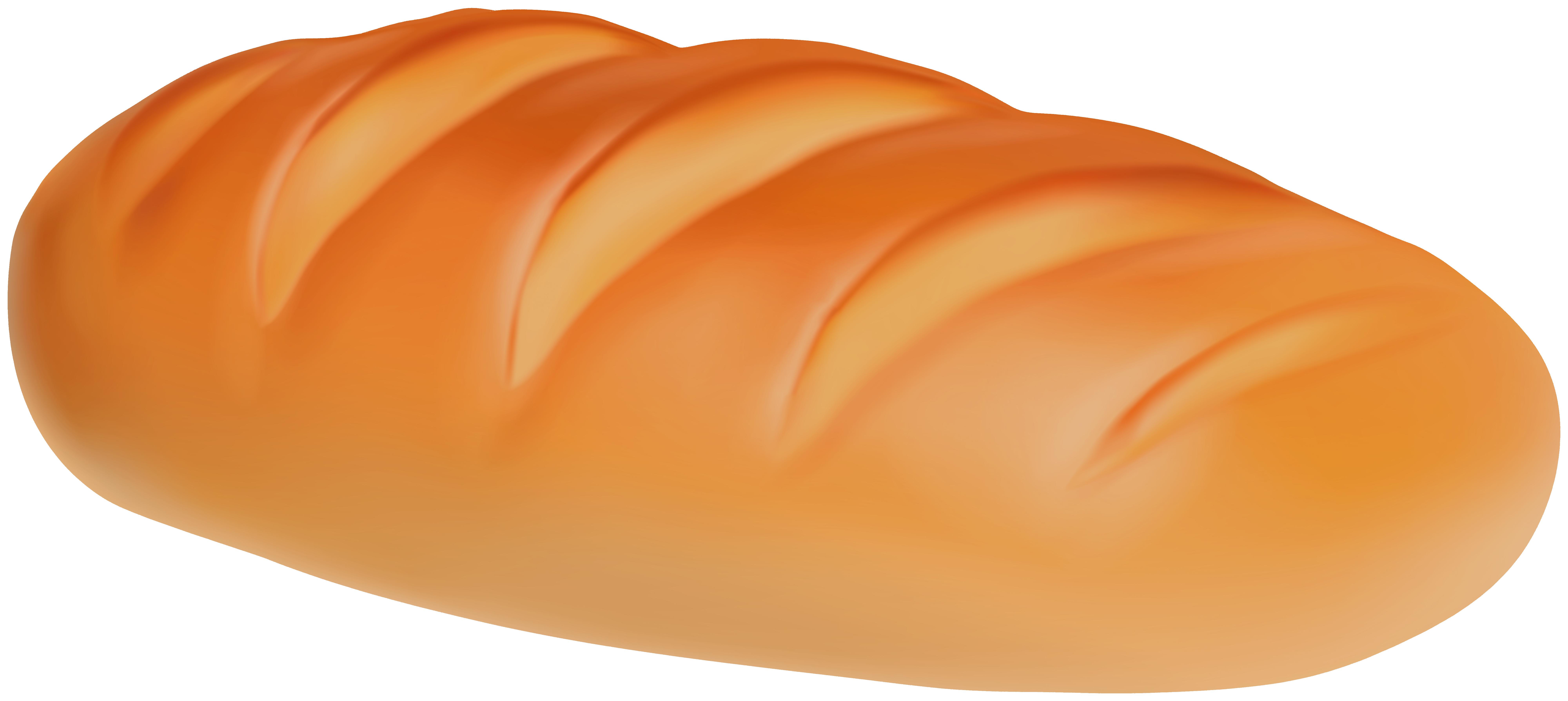 Bread PNG Clip Art.