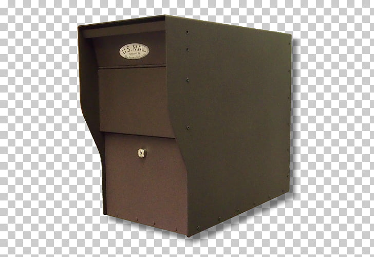 Letter box Post Office Mail Breadbox, package column PNG.