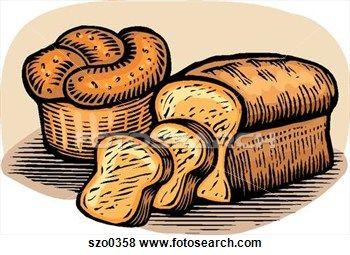Bread From Heaven Clip Art.