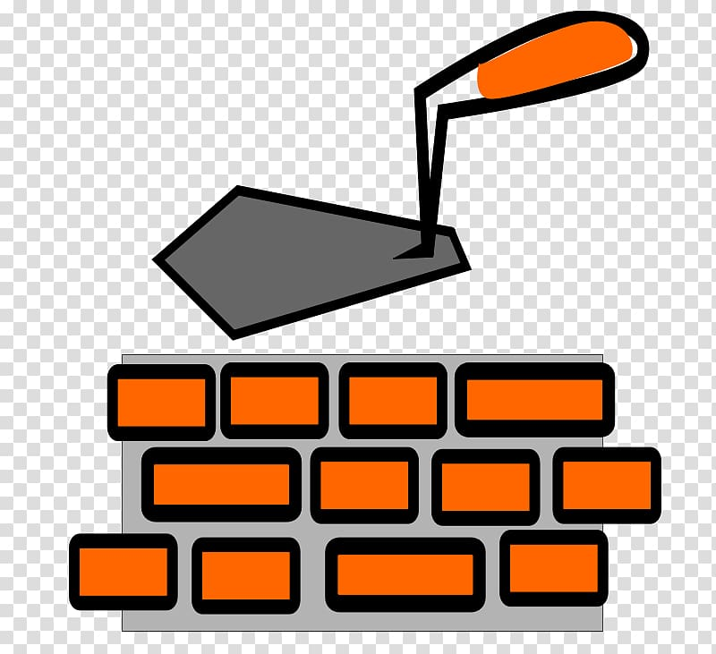 Bricklayer Masonry , Doll House transparent background PNG.