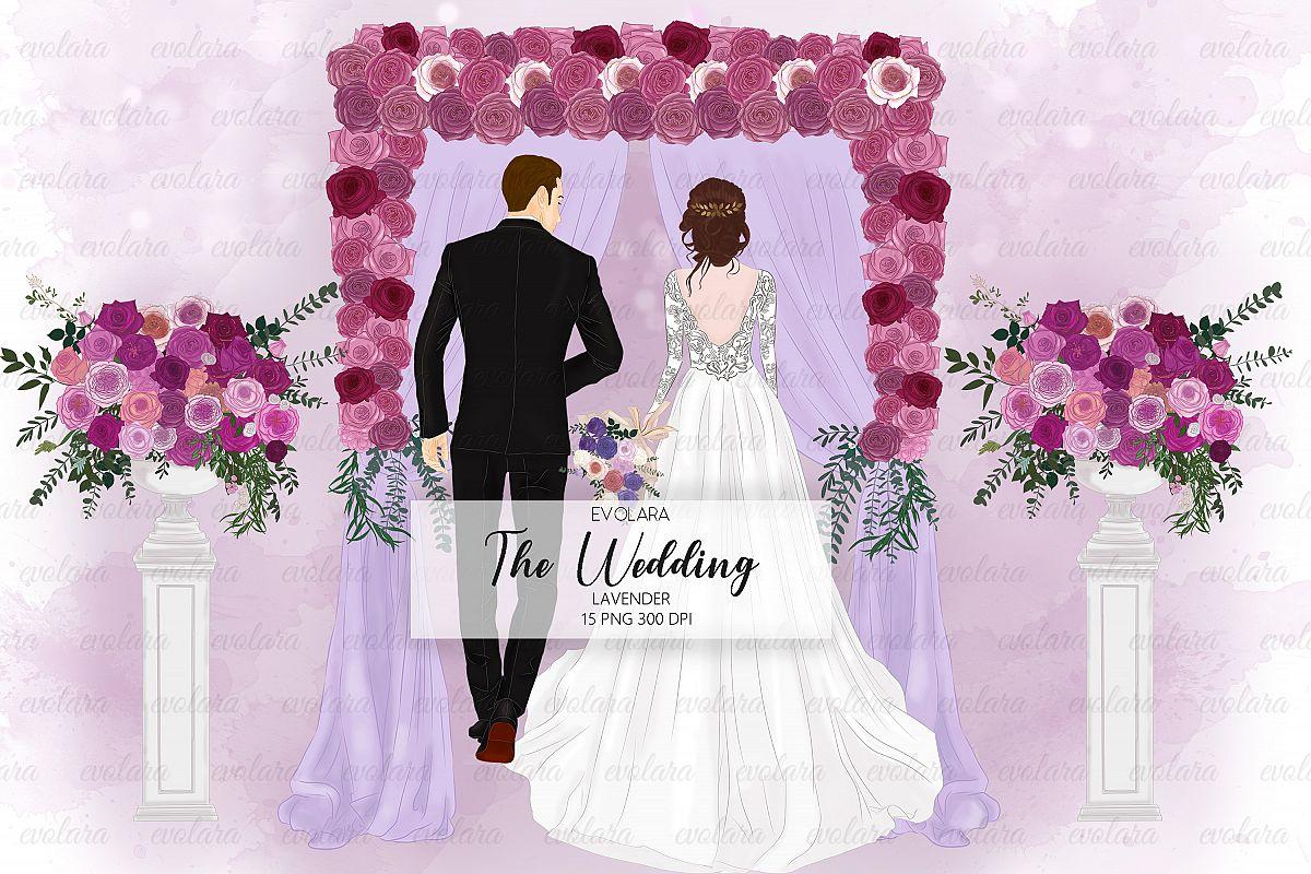 Bride Clipart Wedding Clipart Bride Groom Clipart Bridal.