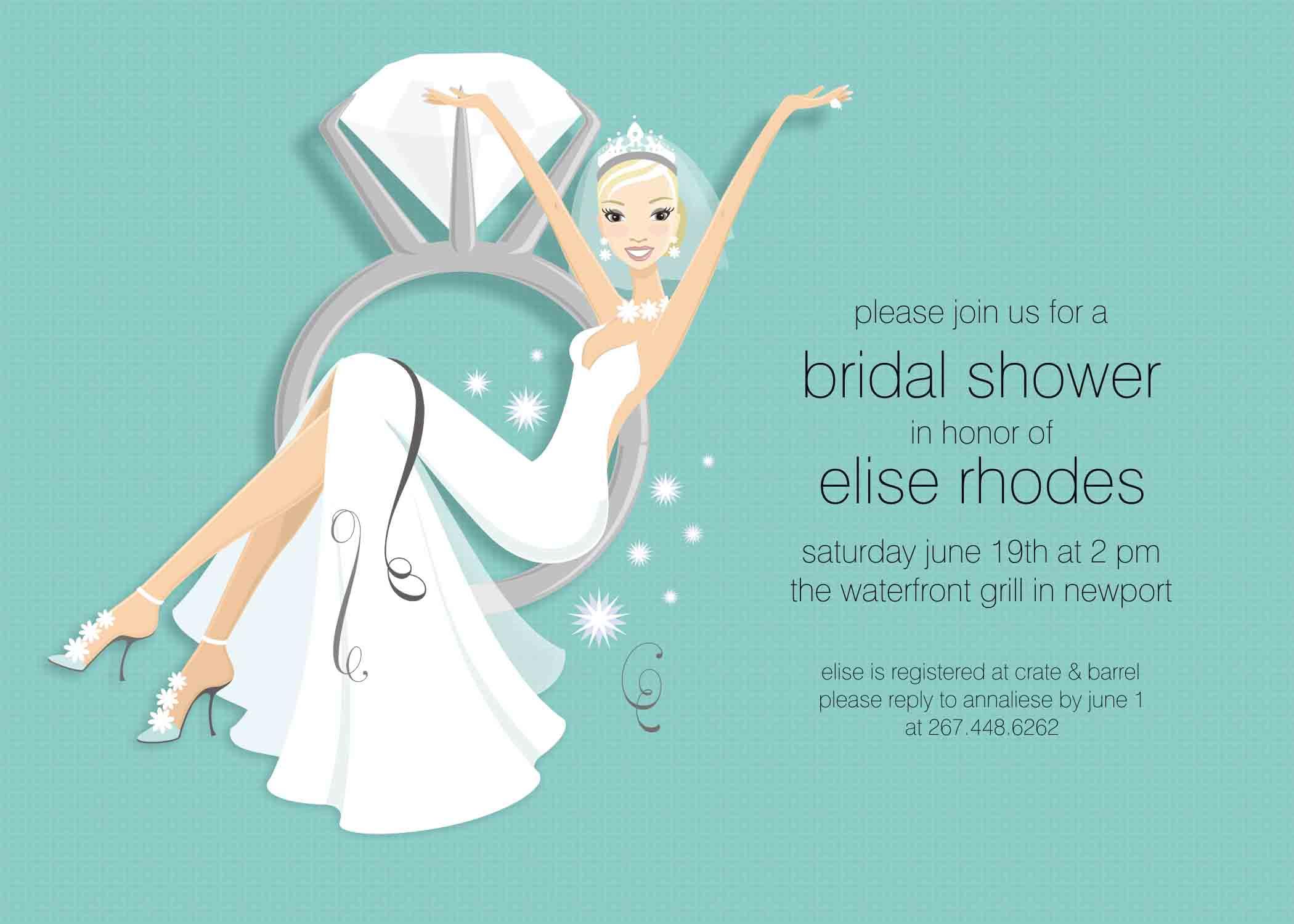 Bride clipart bridal shower, Picture #300841 bride clipart.