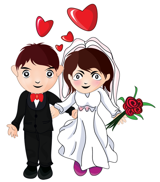 Free Bride Groom Cartoon, Download Free Clip Art, Free Clip.