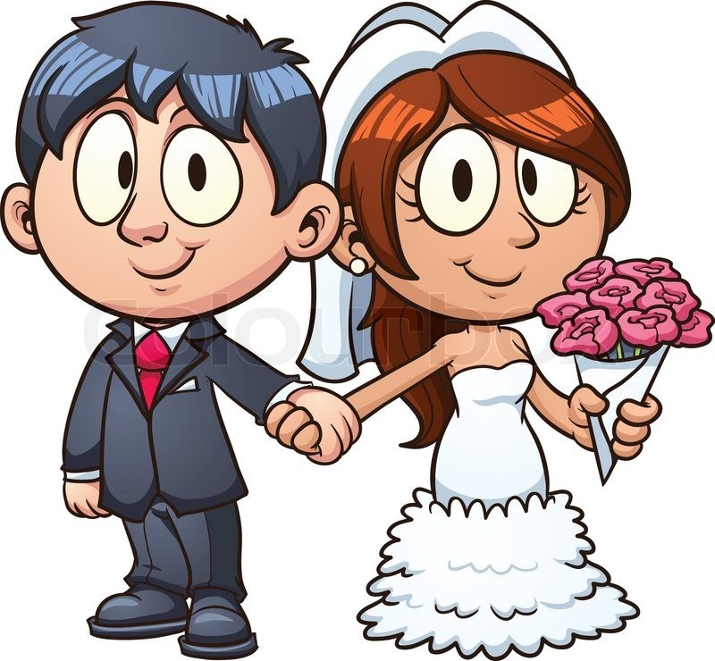 Bride 20clipart Clip Art Bride And Groom Kqazbftf, Bride And Groom.