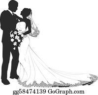 Bride Clip Art.