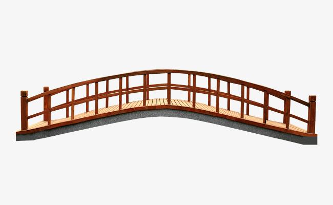 Landscape Bridge, Landscape Clipart, Bri #39948.