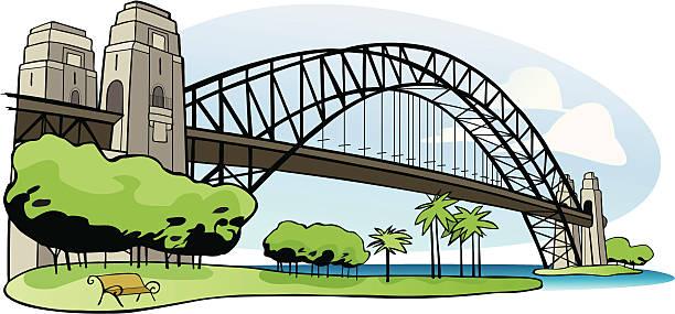 Bridge Clipart Image.
