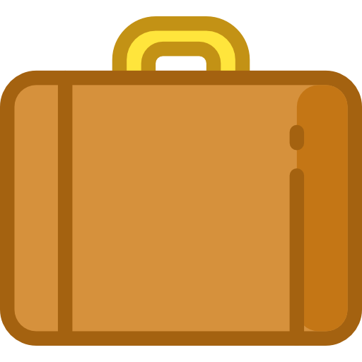 Briefcase clipart yellow suitcase, Briefcase yellow suitcase.