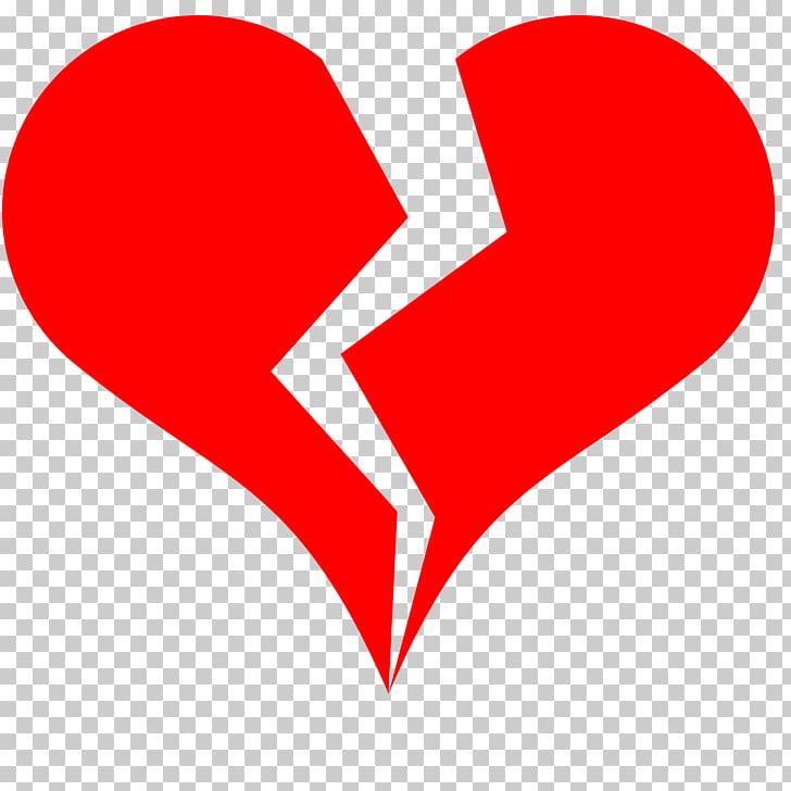 Broken heart , broken heart PNG clipart.