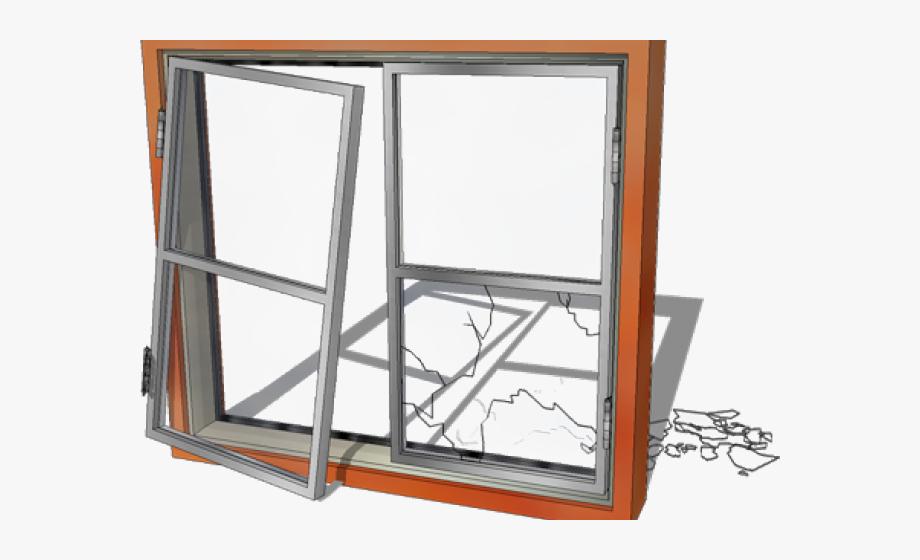 Broken Window Clipart , Transparent Cartoon, Free Cliparts.