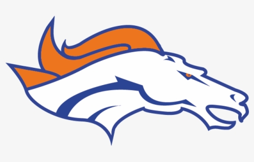 Free Denver Broncos Clip Art with No Background.