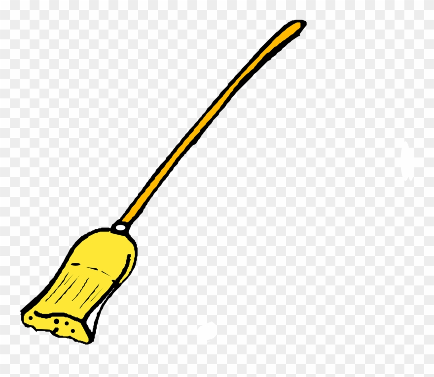 Broom Broomstick Wipe.