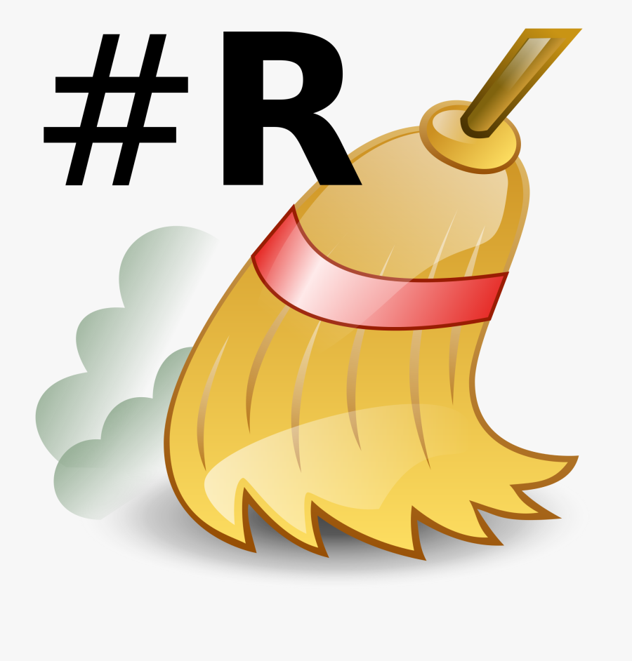 Dust Clipart Broom Sweeping.