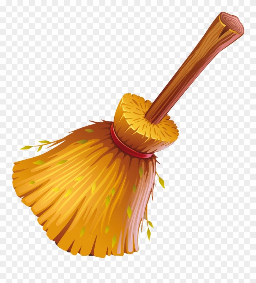 Broom clipart broomstick, Broom broomstick Transparent FREE.