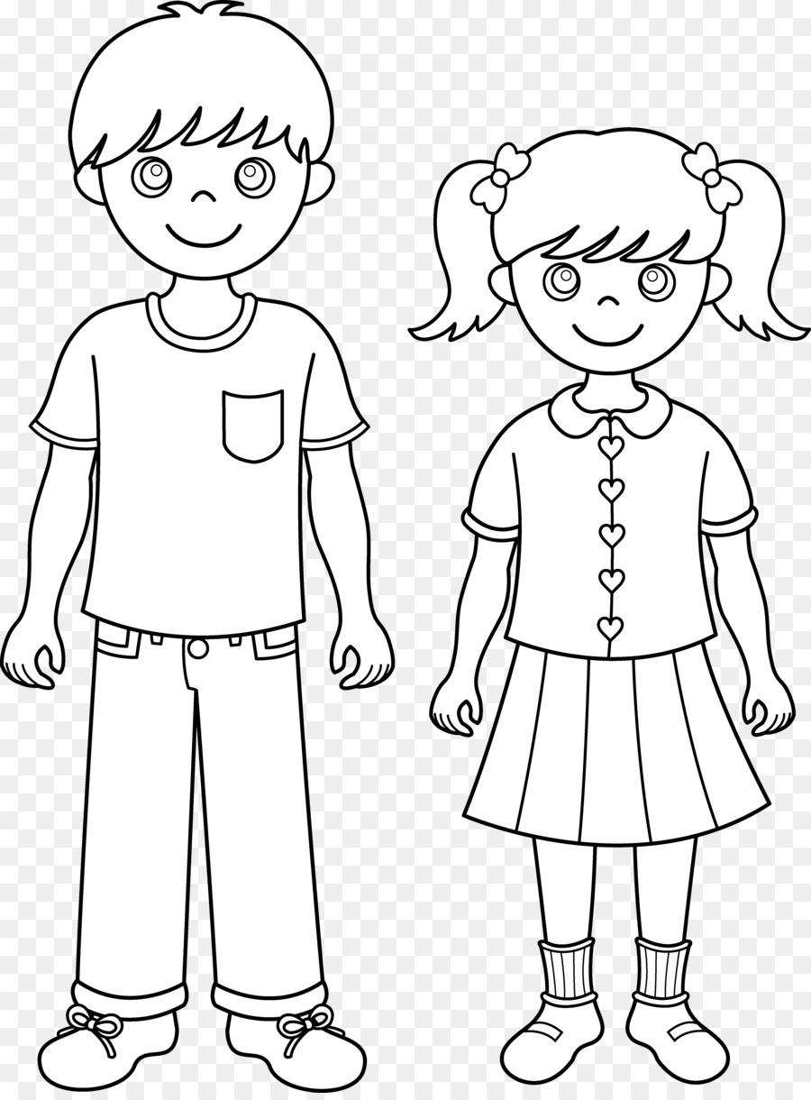 Siblings clipart brother face.