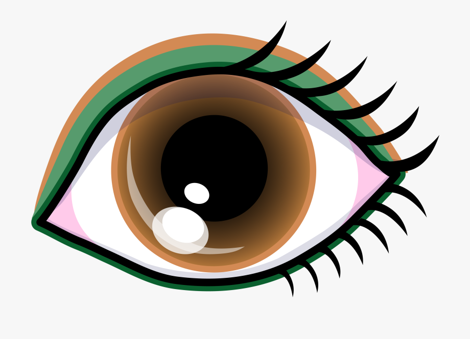 Clipart Of Eyes, Organ And Hepatitis.