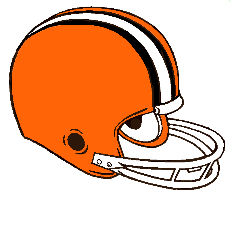 Cleveland browns clipart 4 » Clipart Station.