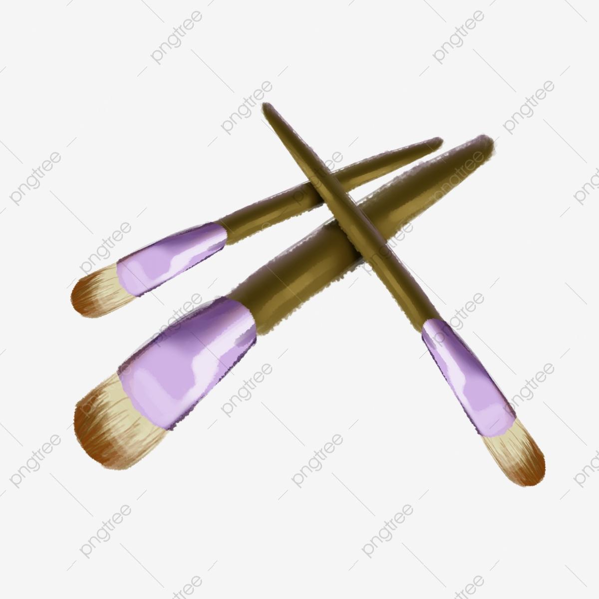 Brush Painting Supplies, Brush Clipart, Brush Painting Brush, Paint.