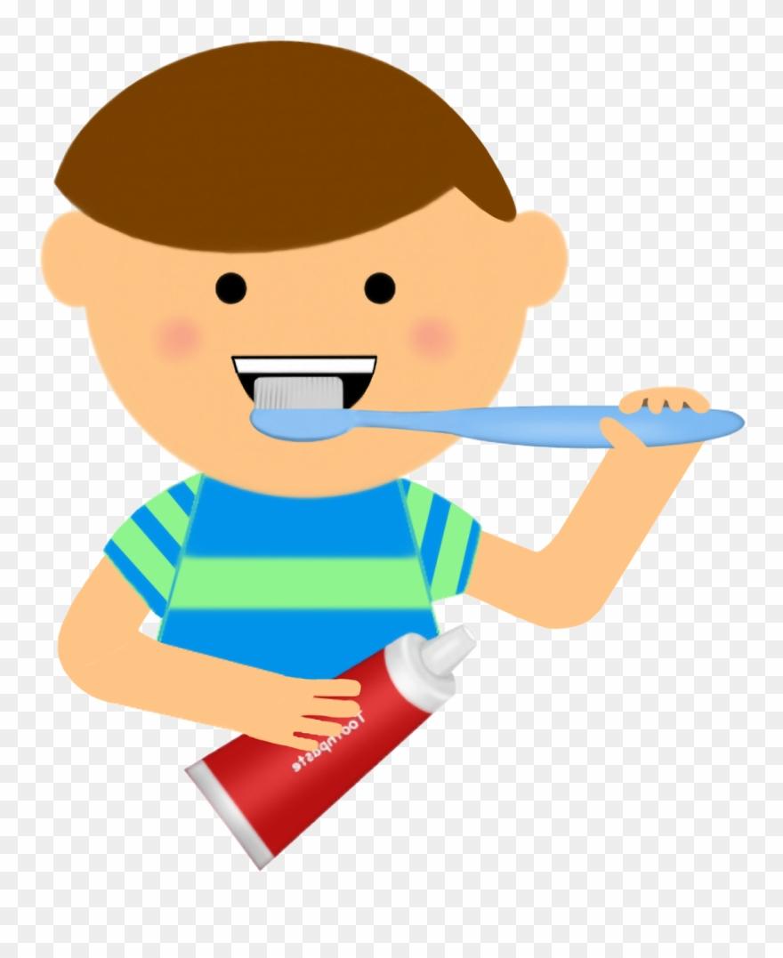 Brush Teeth Clipart Dental Health.