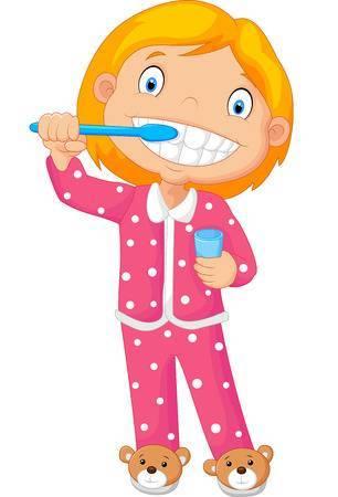 Good habits brushing teeth clipart 1 » Clipart Portal.