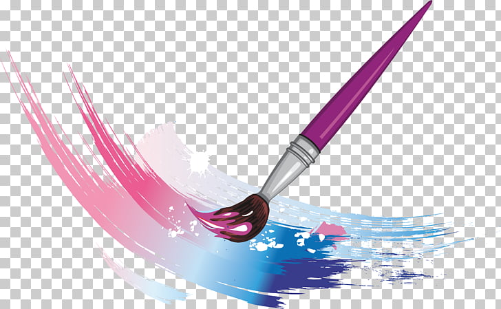 Paintbrush , brushes PNG clipart.