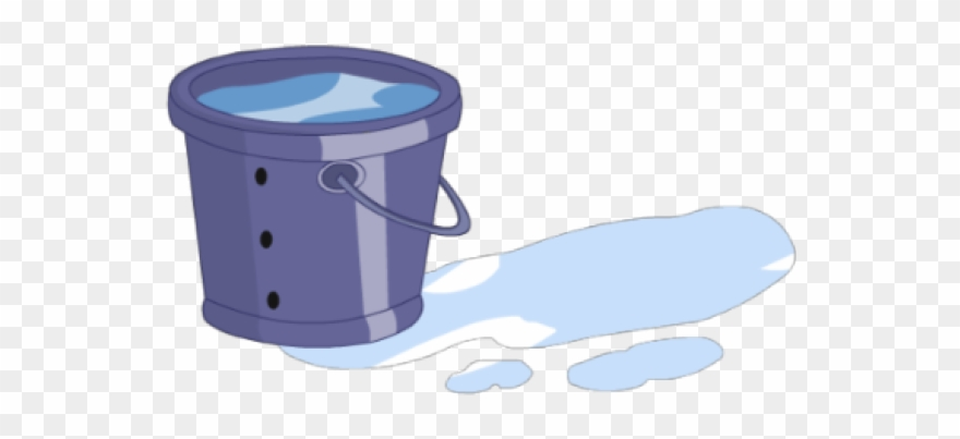 Water Clipart Bucket.