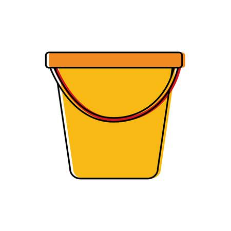 4,205 Empty Bucket Stock Vector Illustration And Royalty Free Empty.
