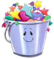 Bucket Filler Clipart.