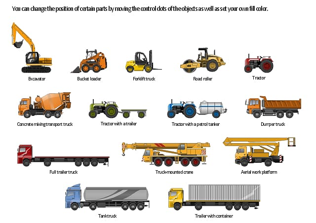 Car Vehicle Heavy equipment Industry , Bucket Truck.