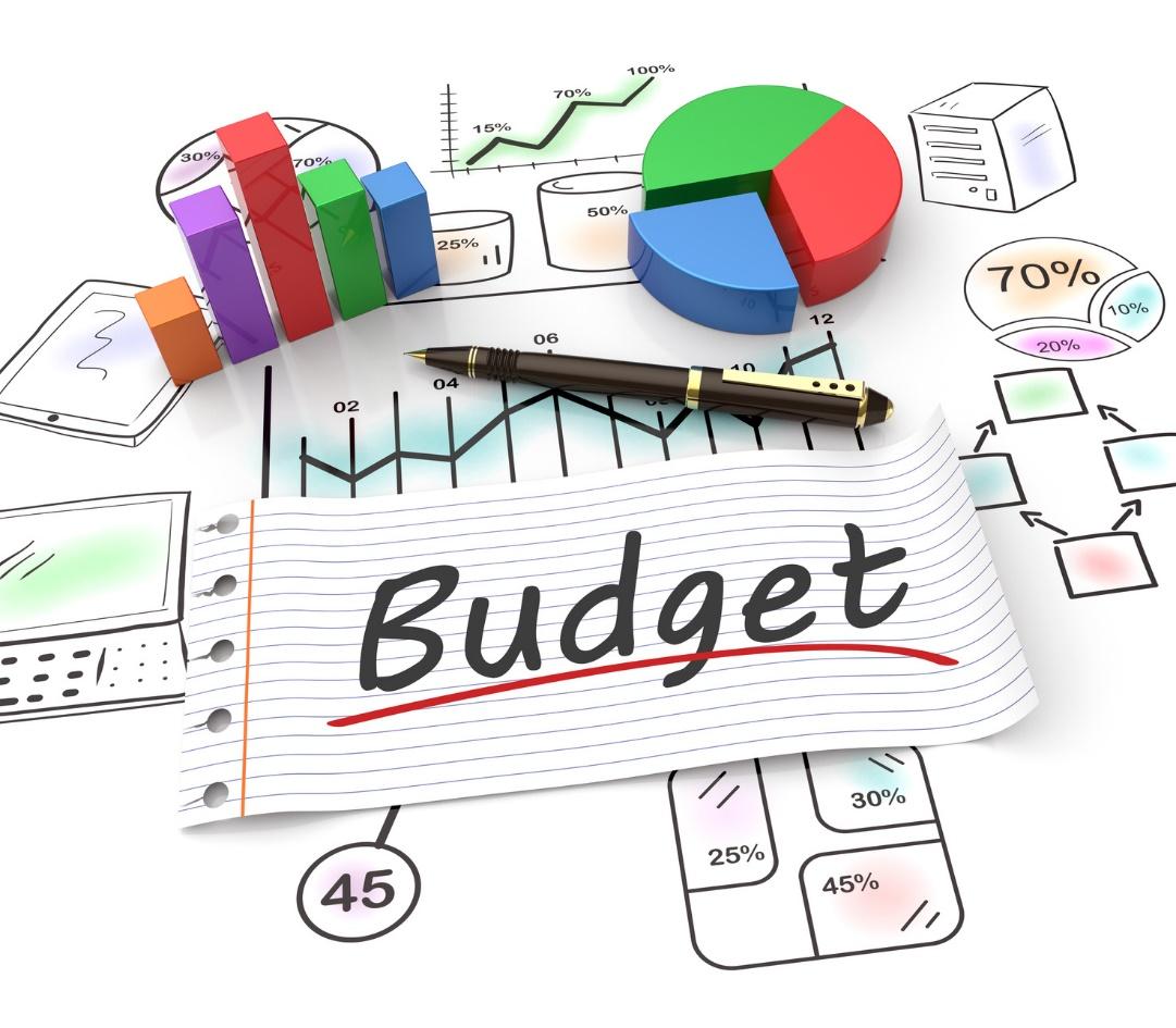 Budget clipart financial forecast, Budget financial forecast.