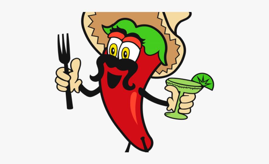 Pepper Clipart Mexican Buffet.