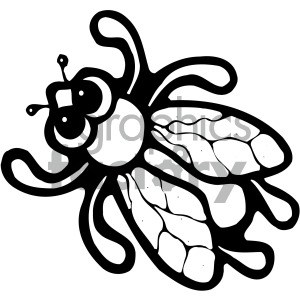 Clipart bugs black and white 2 » Clipart Portal.