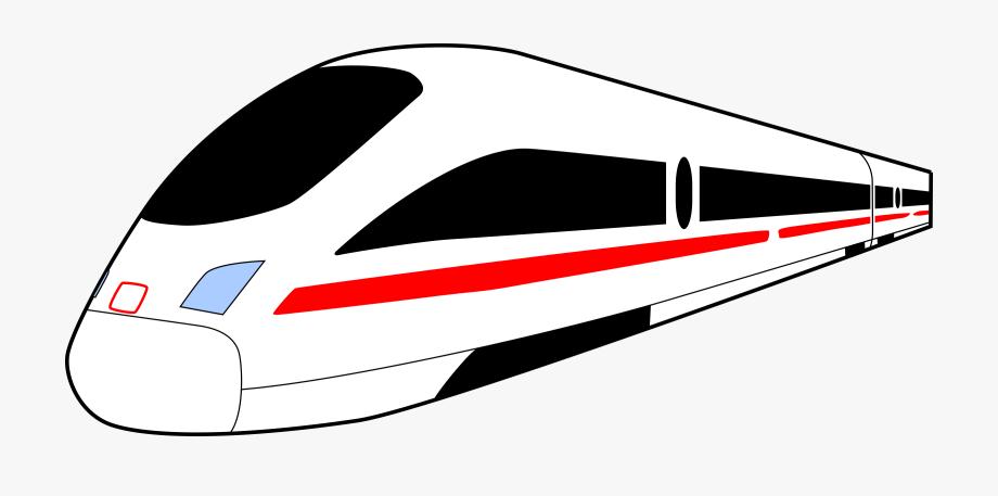 Bullet Clipart Train.