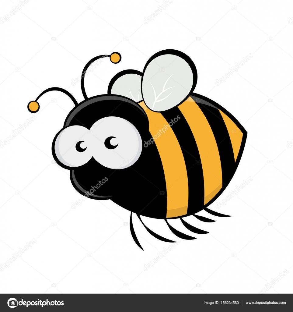 Clipart: bumblebee.