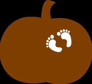 Black Pumpkin Clip Art at Clker.com.