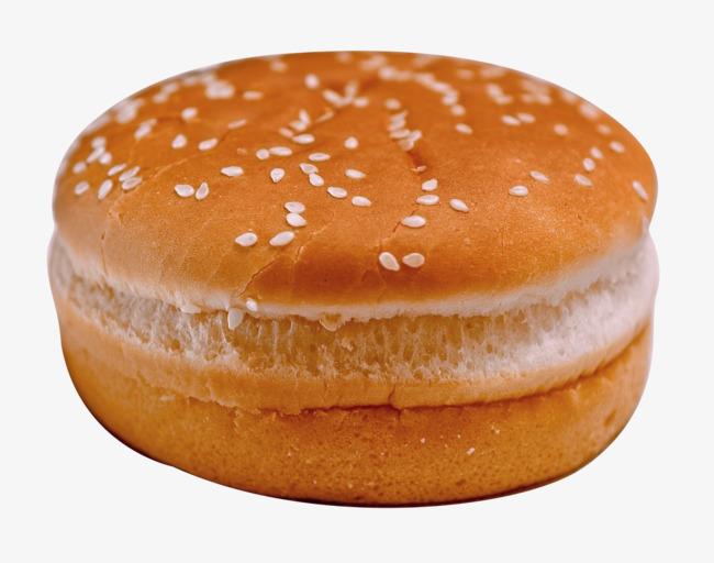 Sesame Hamburger Buns, Hamburger Clipart #35415.