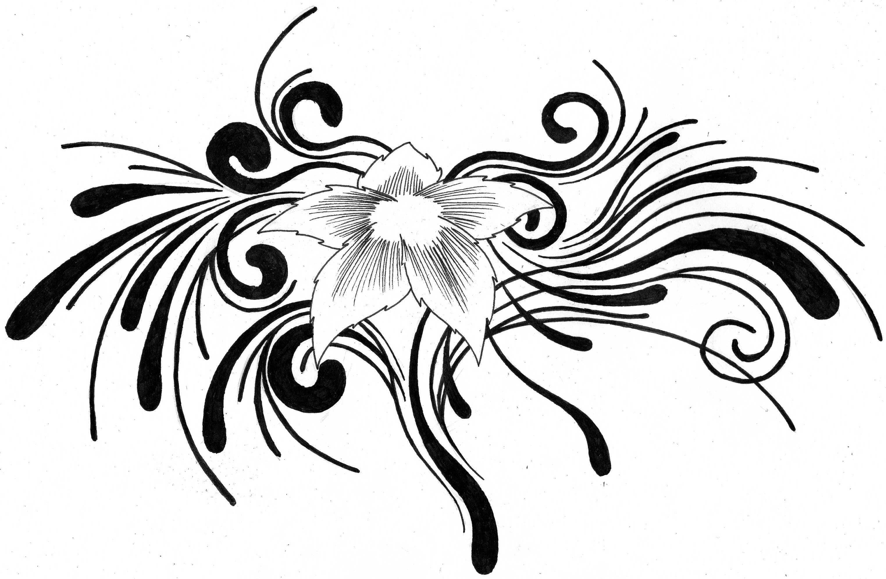 Free Tribal Bunga, Download Free Clip Art, Free Clip Art on Clipart.