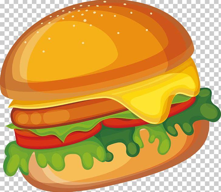 Cheeseburger Hamburger Fast Food Veggie Burger PNG, Clipart, Balloon.